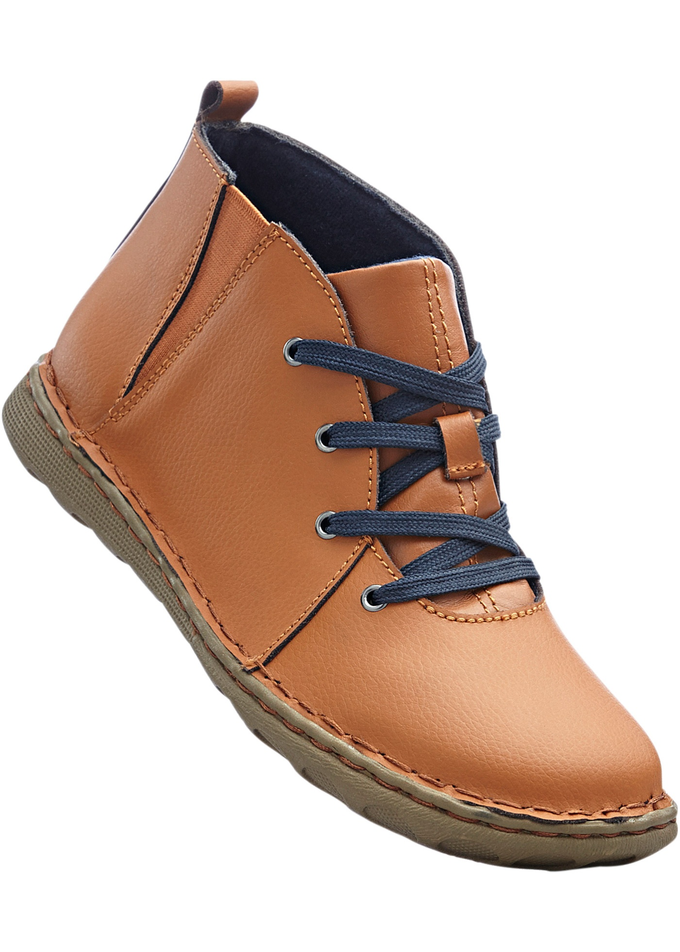 7fbbc3156 Panska kozena hneda obuv levně   Blesk zboží