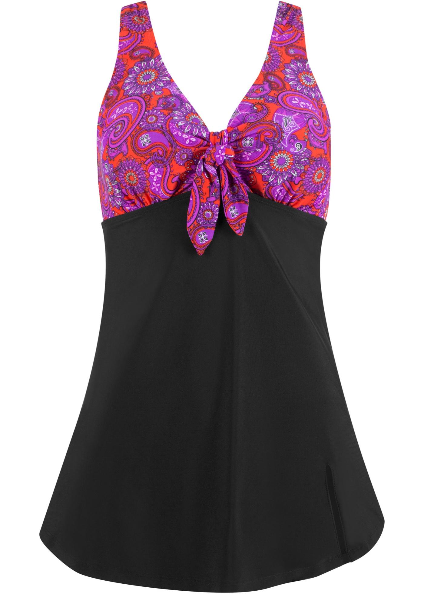 Plavkové šaty - Černá bf5a9851296