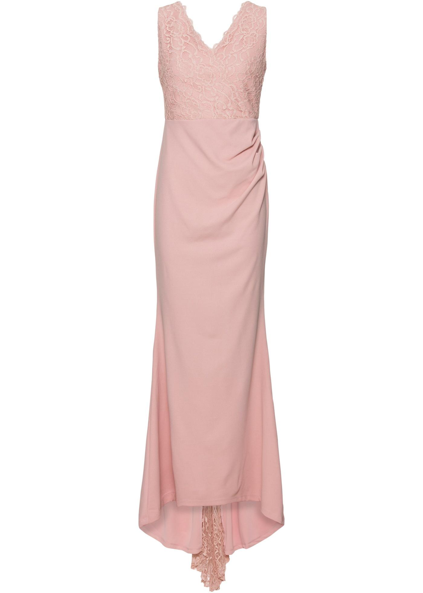 Svatební šaty - Růžová