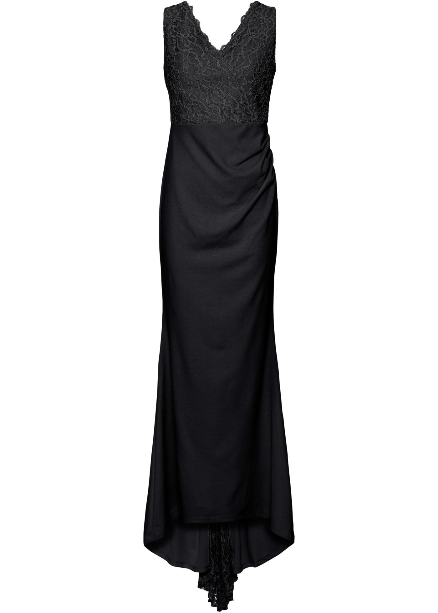 Svatební šaty - Černá
