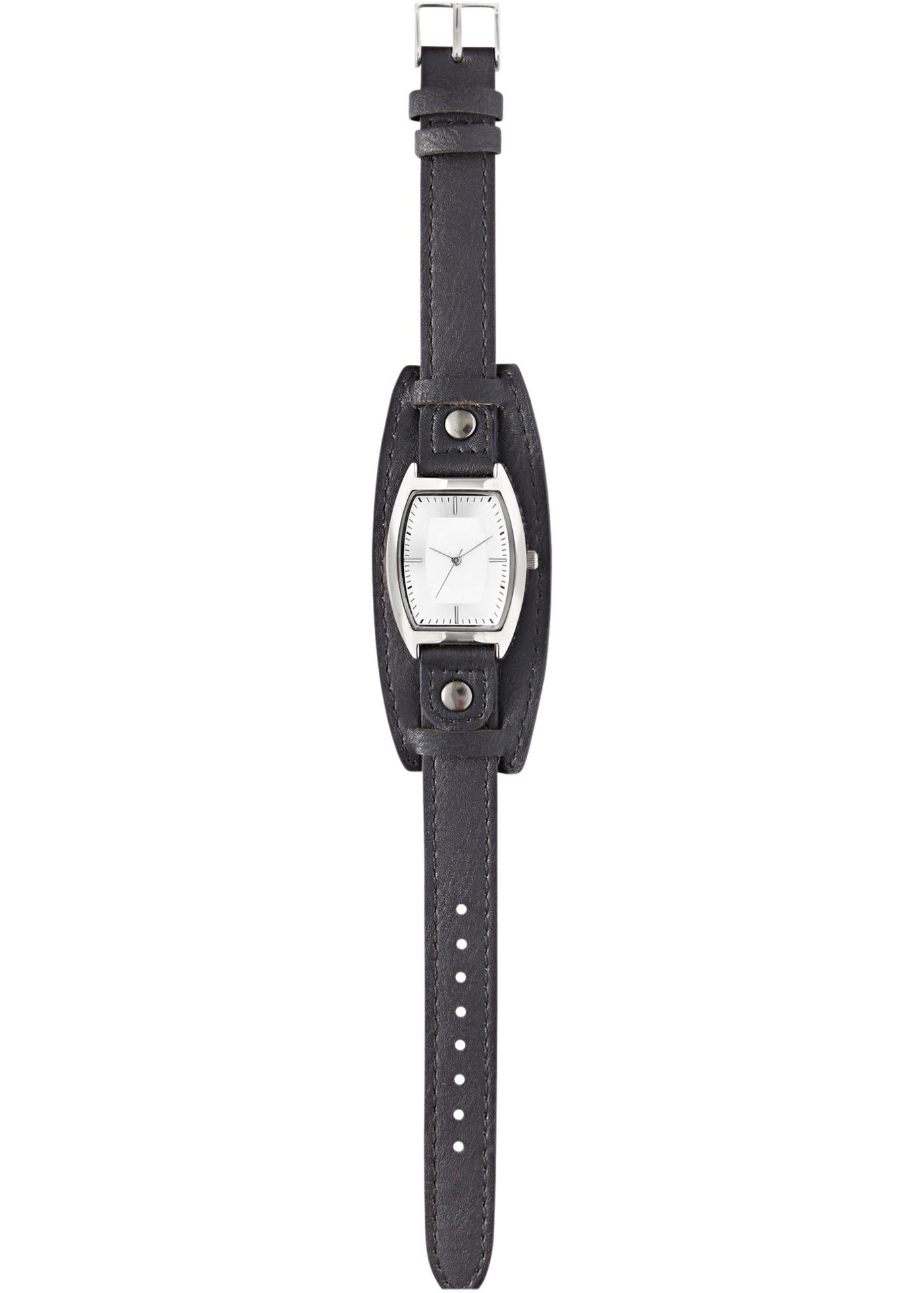 2bfeddbac57 Náramkové hodinky - Černá