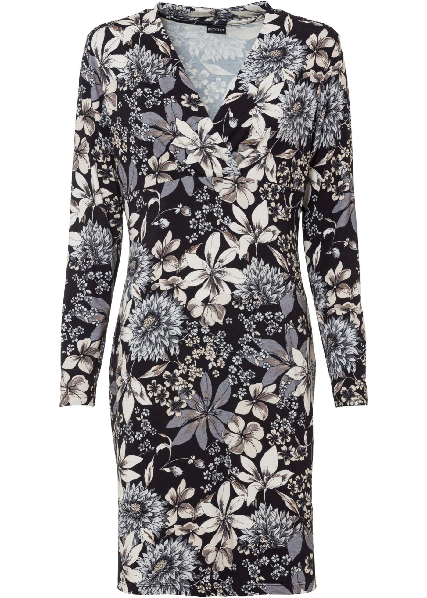 Levné Zavinovací šaty   Černá barva šatů