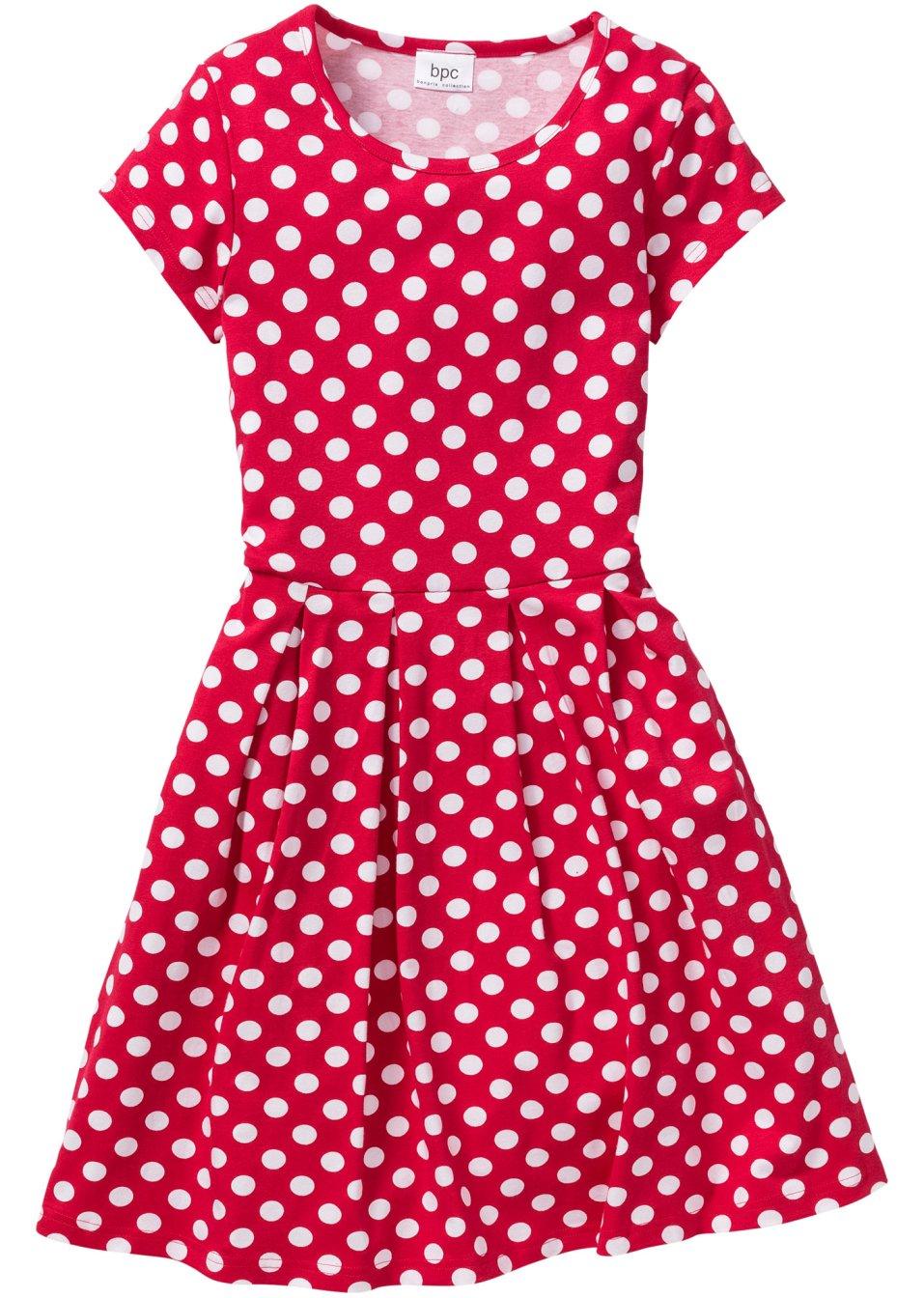 dbcc09a2f3d Okouzlující dívčí šaty najdete online u bonprix